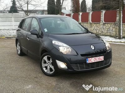 second-hand Renault Grand Scénic euro 5, 1.9 diesel, an 2011,RATE