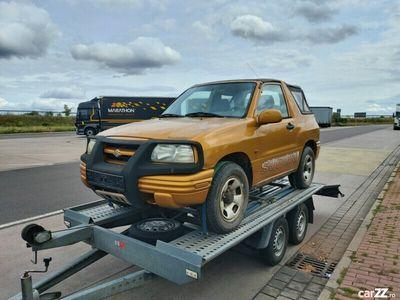 second-hand Suzuki Grand Vitara 2.0 4x4
