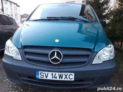 second-hand Mercedes Vito 113 BLUE EFFICIENCY
