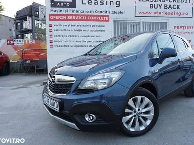 second-hand Opel Mokka