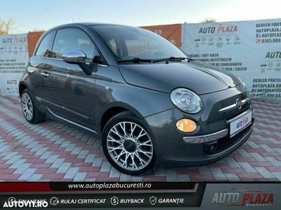 second-hand Fiat 500 0.9