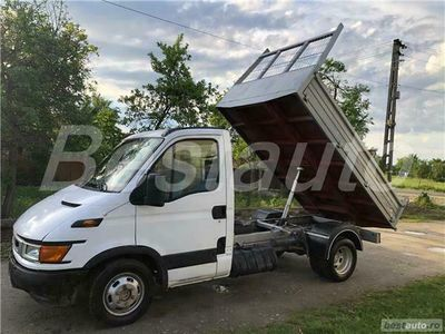 second-hand Iveco Daily 35C11 - Basculabil
