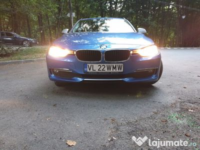 second-hand BMW 318 d 143 cp 2000 cc
