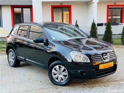second-hand Nissan Qashqai 1.5 DCi 110 Cp 2009 Livrare/Garantie/Finantar