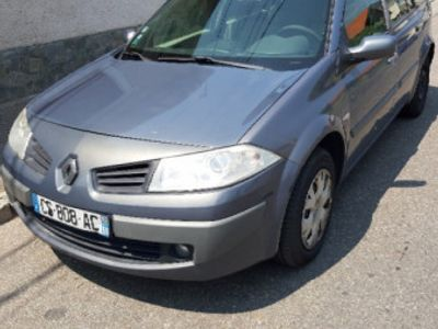 second-hand Renault Mégane 1.5dci 105cp euro4