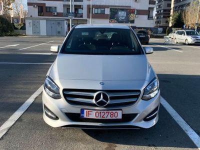 second-hand Mercedes B200 B