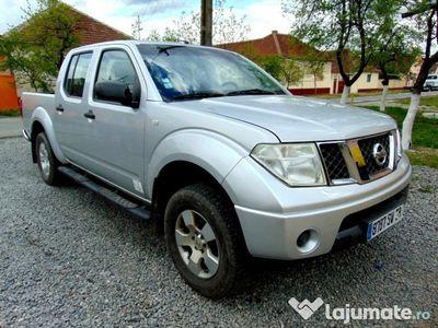 brugt Nissan Navara 4x4