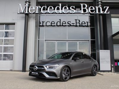 second-hand Mercedes CLA35 AMG Mercedes-AMG4MATIC Coupe