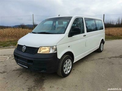 second-hand VW Caravelle T5