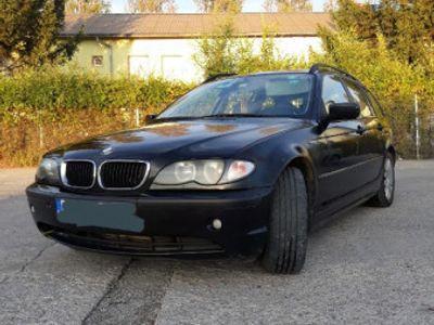 second-hand BMW 320 d schimb