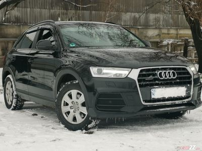 second-hand Audi Q3 quattro