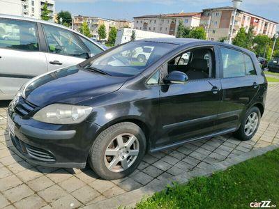 second-hand VW Golf V Plus, 1.4 benzina