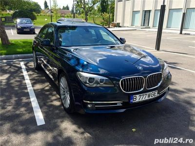second-hand BMW 730