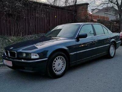second-hand BMW 728 Seria 7