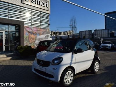 second-hand Smart ForTwo Coupé 52 kW