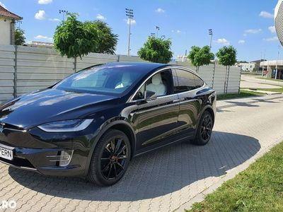 second-hand Tesla Model X 100D