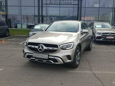 second-hand Mercedes GLC300 d 4MATIC Coupe