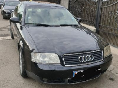 second-hand Audi A6 sline. 2.5 Diesel sau dezmembrez