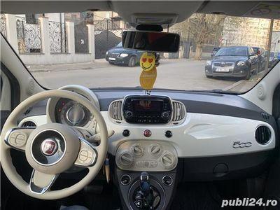 used Fiat 500 an 2015 km reali 17990
