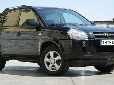 second-hand Hyundai Tucson - an 2006, 2.0 Crdi (Diesel)