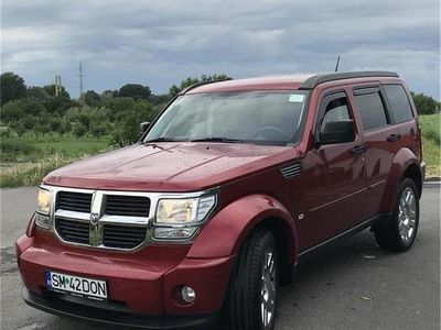 second-hand Dodge Nitro