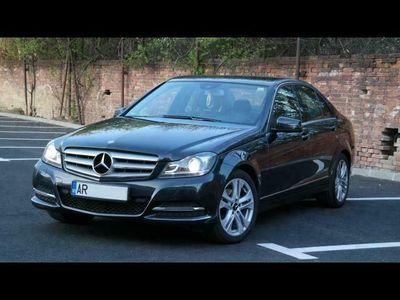 second-hand Mercedes C200 / C220 Avantgarde - an 2012, 2.2 cdi (Diesel