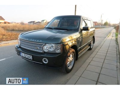 second-hand Land Rover Range Rover L322 TD6