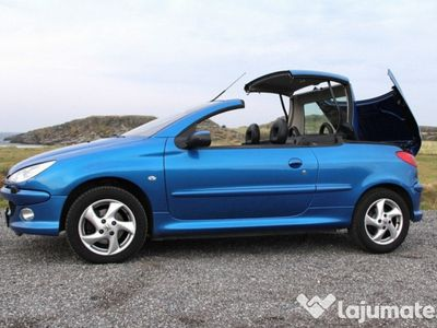 second-hand Peugeot 206 CC cabriolet 1.6