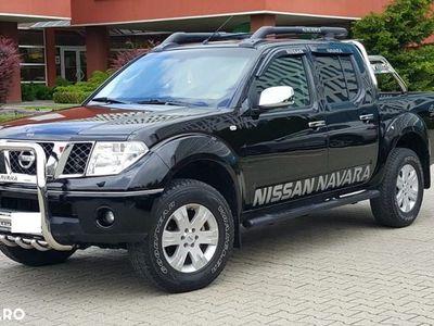 used Nissan Navara 4×4 of road 2.5tdi 177 cp