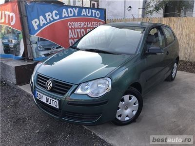 second-hand VW Polo 1,2 / posibilitate si in rate fara avans / clima /