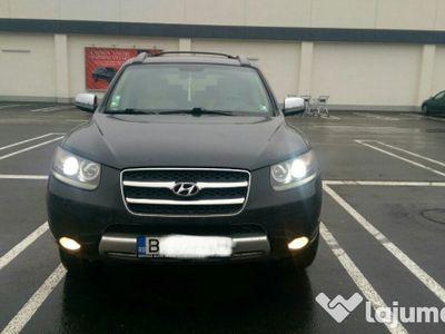 second-hand Hyundai Santa Fe 2 2.2 4x4