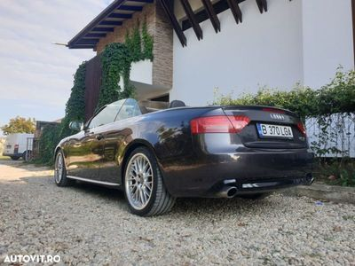 second-hand Audi A5 Cabriolet