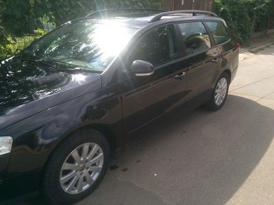 second-hand VW Passat 1.9