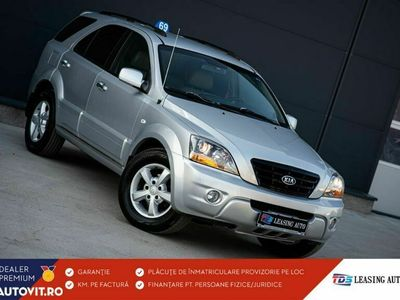 second-hand Kia Sorento 2.5