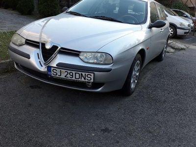 second-hand Alfa Romeo 156 break, 1,8 l benzina / GPL, an fab. 2002,
