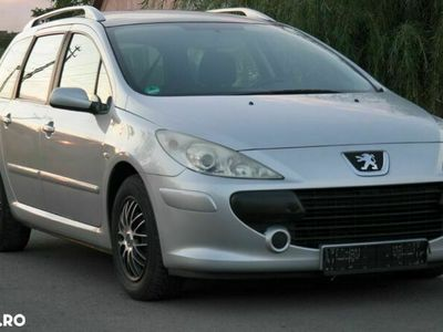 second-hand Peugeot 307 Sw - an 2007, 1.6 Hdi (Diesel)