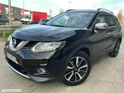 second-hand Nissan X-Trail 1.6L