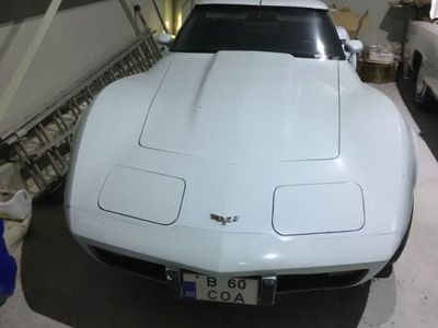 second-hand Chevrolet Corvette