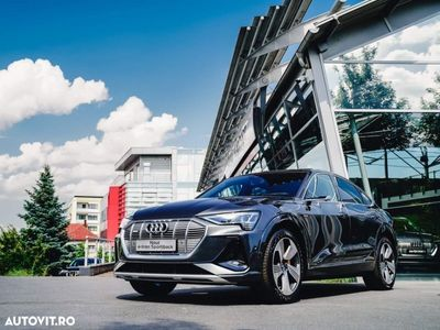second-hand Audi E-Tron -