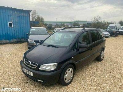 second-hand Opel Zafira 2.0