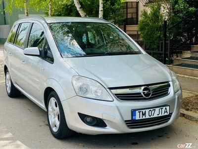 second-hand Opel Zafira 2009 140000km