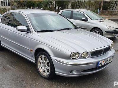 second-hand Jaguar X-type 2l benzina