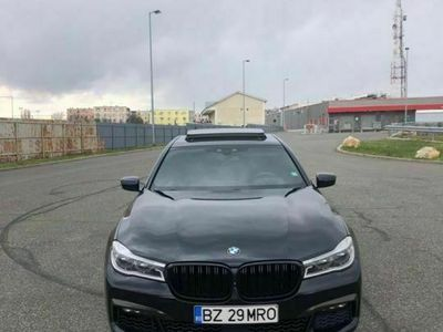 second-hand BMW 750L Seria 7 d