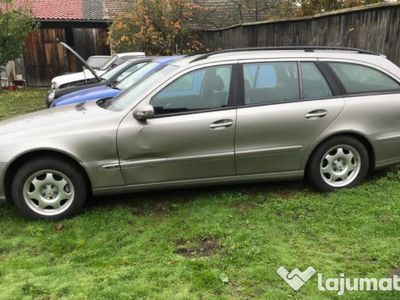 second-hand Mercedes E220 Estate