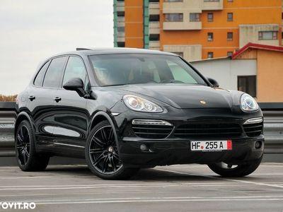 second-hand Porsche Cayenne Standard