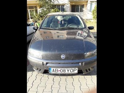 second-hand Fiat Punto 2002