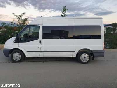 second-hand Ford Transit MK3