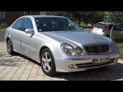 second-hand Mercedes E270 Avantgarde