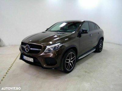 second-hand Mercedes 400 GLE Coupe