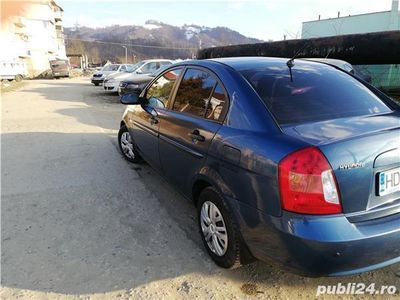 second-hand Hyundai Accent 1.5, 110cp, 2008, 193000km